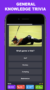 Free Trivia Game. Questions & Answers. QuizzLand. 3