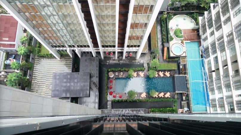 Apartemen Dekat Dengan Stasiun MRT Senayan: Senopati Suites