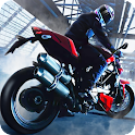 Power Racer City Moto Bike SIM icon