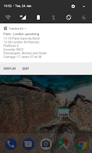 Trainline EU (Captain Train)- screenshot thumbnail