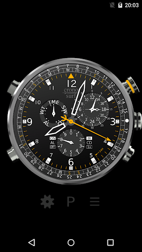 Cronosurf Wave Pro watch screenshot 1