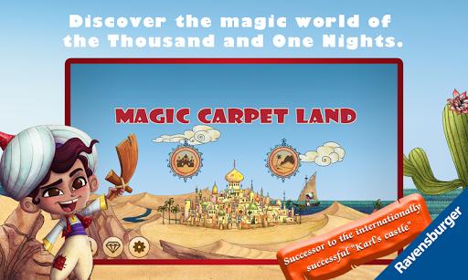 Magic Carpet Land
