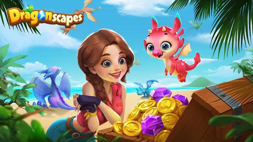 Dragonscapes Adventure apklade screenshots 1