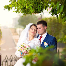 Wedding photographer Aleksandr Aleshkin (caxa). Photo of 31.08.2015
