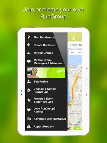 android RunGroup Screenshot 8