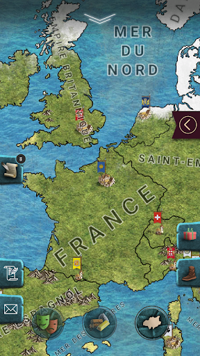 Époque des Empires - Stratégie militaire  captures d'écran 1