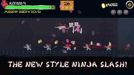 NINJA ISSEN – New Slash Game 1.1.1 Mod APK Download 3
