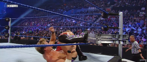 (Almost) 5-Star Match Reviews: Chris Jericho vs. Shawn Michaels in a Ladder Match – WWE No Mercy 2008