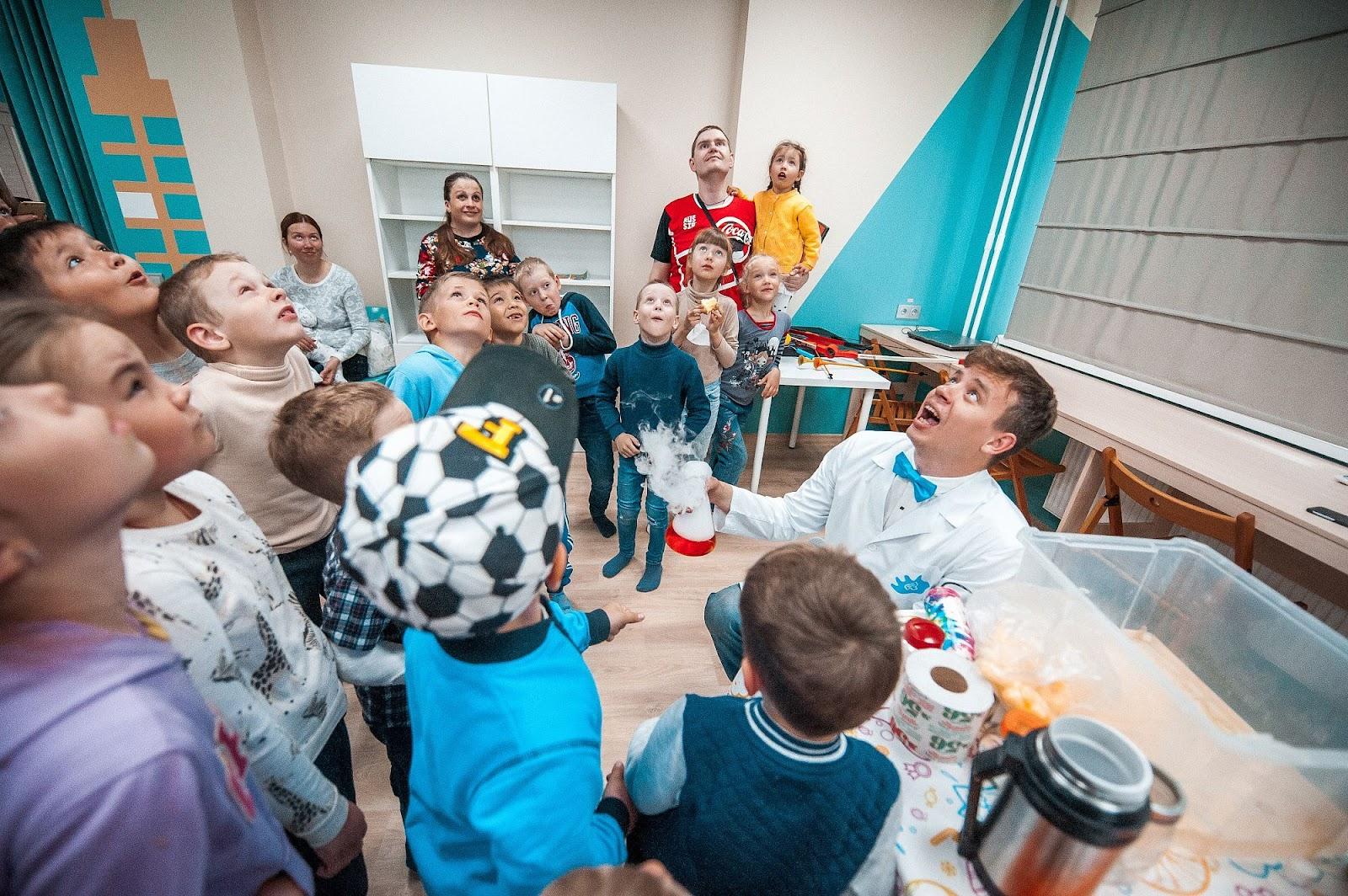 Соседский центр в ЖР «Преображенский», ГК «ЭНКО», Тюмень