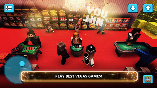 Vegas Craft: Building & crafting Casino Games for PC