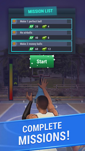 Shooting Hoops - 3 Point Basketball Games 2.67 14