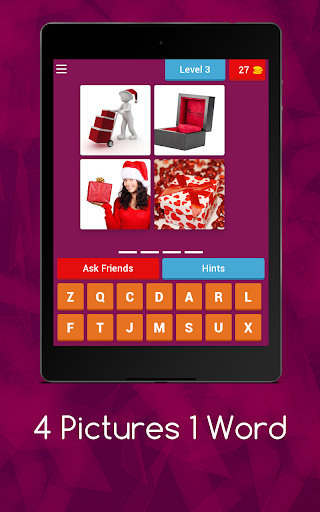 4 Pics 1 Word - Puzzle Game 3.11.5zg screenshots 16