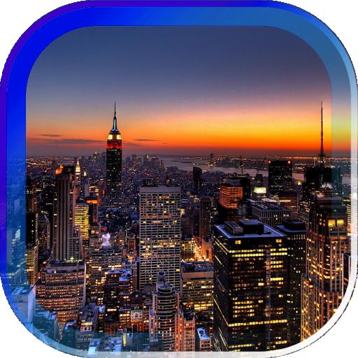 個人化App|New York live wallpaper LOGO-3C達人阿輝的APP