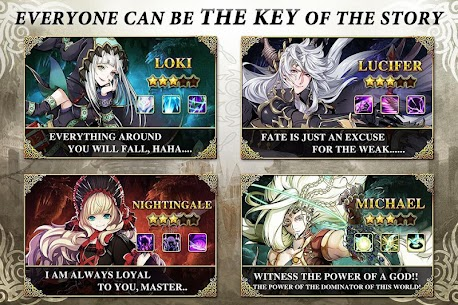Trial of Fate Apk Download For Android and Iphone 5