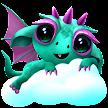 Cute Dragons: Exotic Squash APK