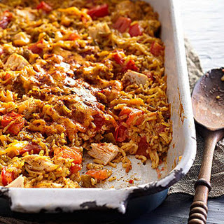Low Calorie Chicken And Rice Casserole Recipes
