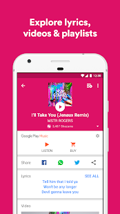 Shazam - Discover Music- screenshot thumbnail