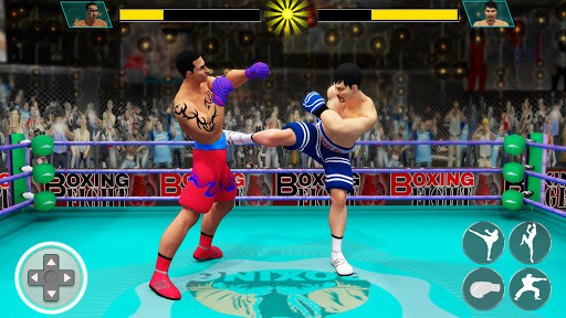 Ninja Punch Boxing Warrior: Kung Fu Karate Fighter 3.1.3 Screenshots 6