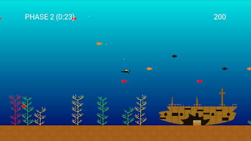 M3 Deep Sea Dive