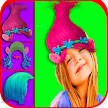 Stickers Photo For troll APK