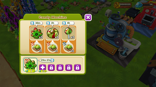 CannaFarm - Weed Farming Collection Game painmod.com screenshots 2