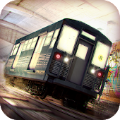 Subway Train Simulator HD Game