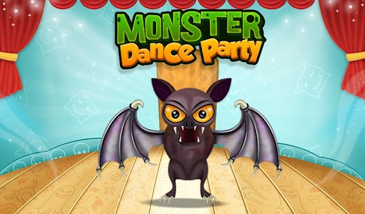 Monster Dance Party- screenshot thumbnail