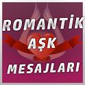 Romantik Aşk Mesajları icon