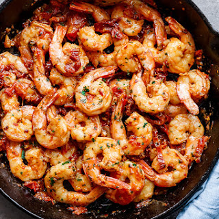 Shrimp Sun Dried Tomatoes And Basil Recipes