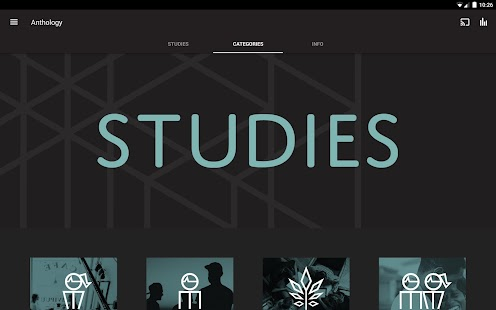 Anthology Studies- screenshot thumbnail