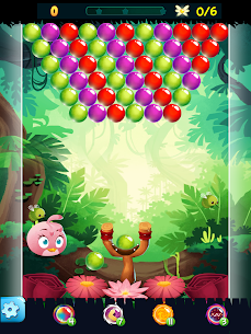 Angry Birds POP Bubble Shooter 7