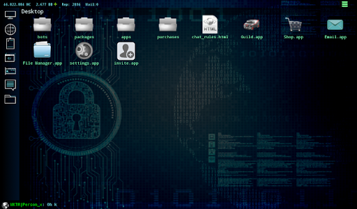 Hackers Online (MMO Simulator) 0.3.6.2 screenshots 15
