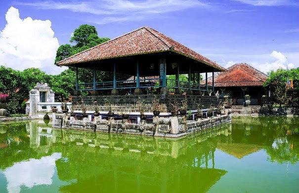 Puri Agung Karangasem Royal Palace