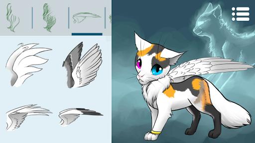 Avatar Maker: Cats 2 screenshot 10