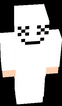 Marshmallow Nova Skin - Skin para minecraft pe de marshmello