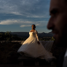 Wedding photographer Francisco javier Adámez soto (CuentosdeMariana). Photo of 29.10.2017