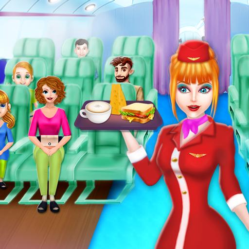 Air Hostess Fashion Girls – Sky Flight Attendants