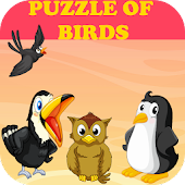 Puzzle of Birds- Logic Game