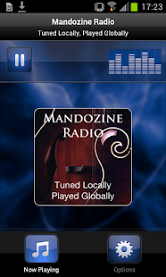 Mandozine Radio- screenshot thumbnail