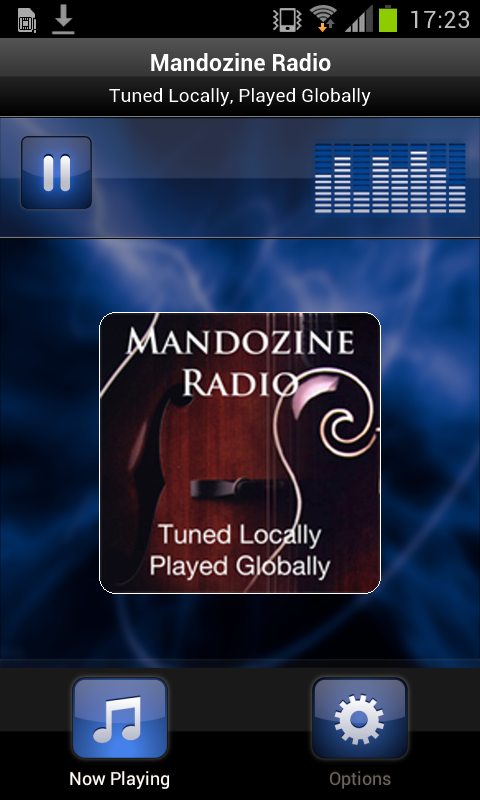 Mandozine Radio- screenshot