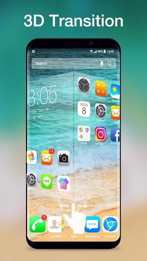 OS12 launcher theme &wallpaper release_2.2.5 screenshots 5