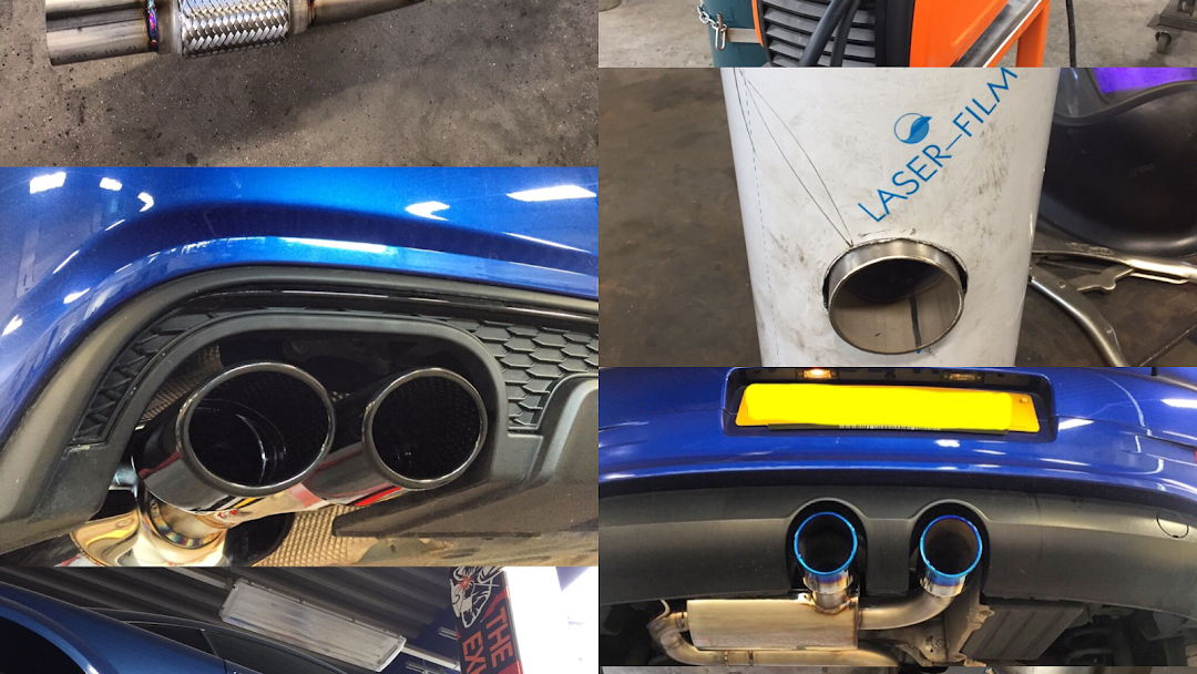 The Exhaust Doctor - one stop exhaust shop performance