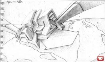 graffiti sketch - screenshot thumbnail 03
