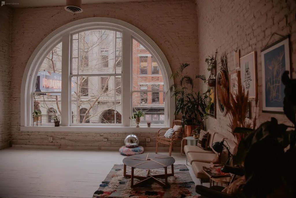 quirky rustic indoor loft seattle