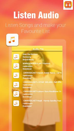 VL MX Audio & Video Player 1.0 screenshots 5