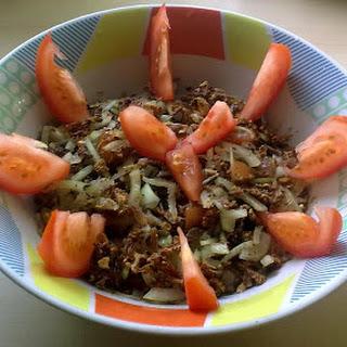 Karavila Sambola (Bitter Gourd Sambol)