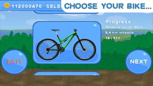 Wheelie Bike 1.68 screenshots 23
