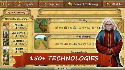 Télécharger Gratuit Medievan: Strategy MMO apk mod screenshots 4