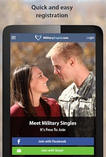 MilitaryCupid - Military Dating App- screenshot thumbnail