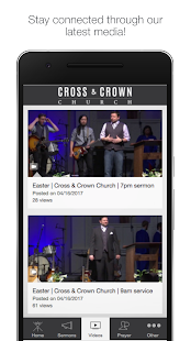 Cross & Crown Church- screenshot thumbnail